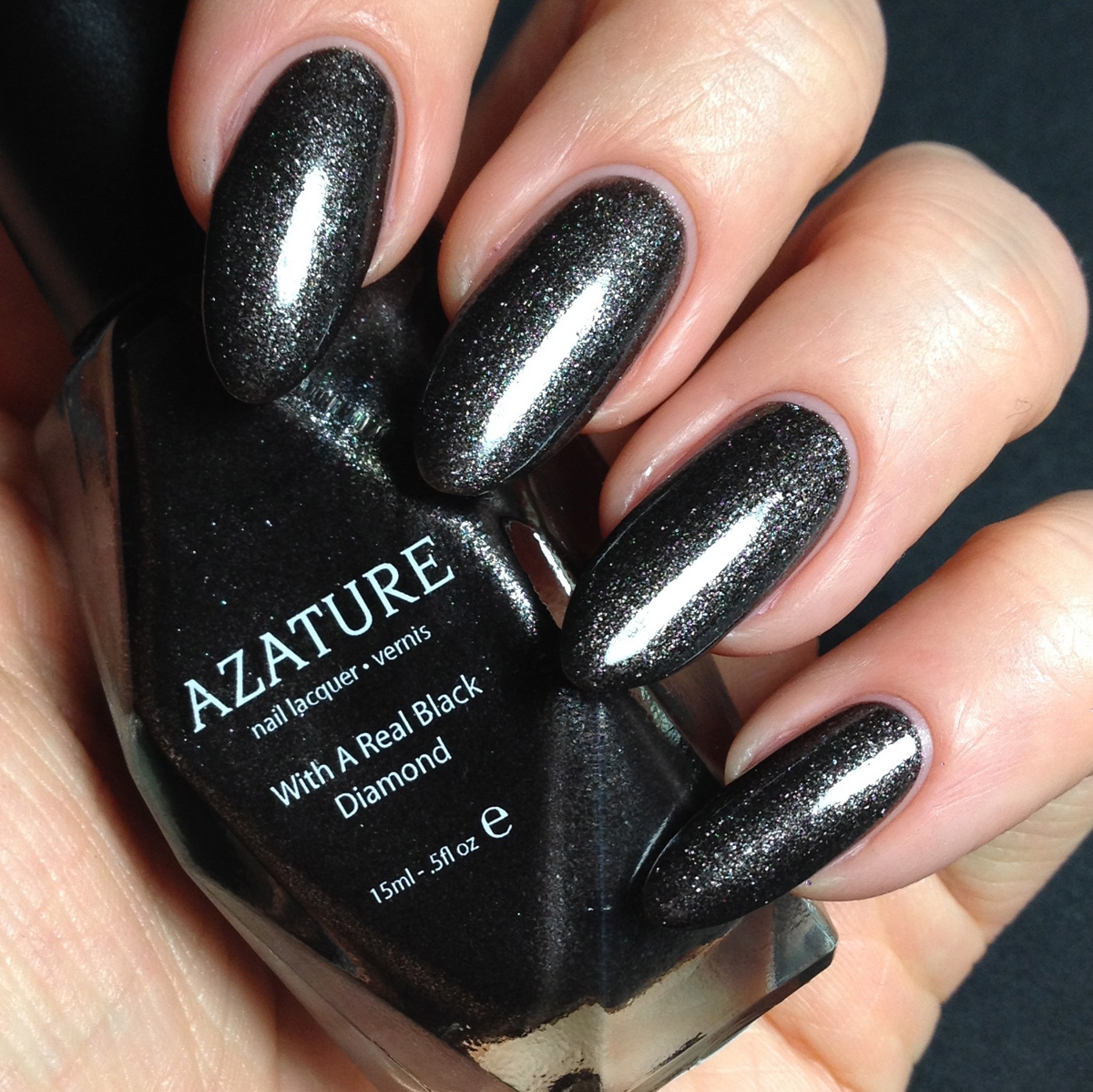 Azature Charcoal Diamond | A Z A T U R E